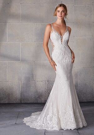 Morilee by Madeline Gardner Sofia 2139 Sheath Wedding Dress