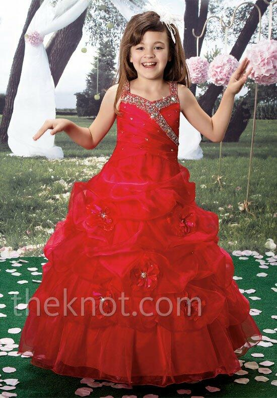 Cupids by Mary's F992 Flower Girl Dress photo