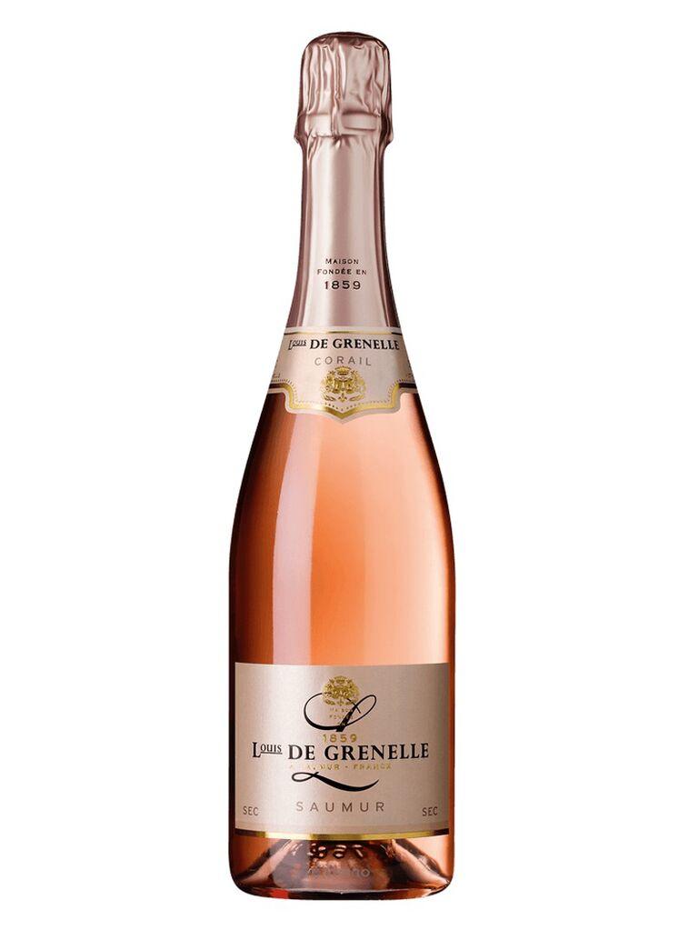 vivino louis de grenelle corail saumur sec rosé for paris themed brial shower