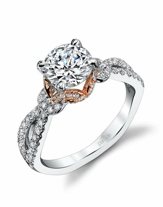 Parade Design Style R3456 from the Hemera Collection Engagement Ring photo