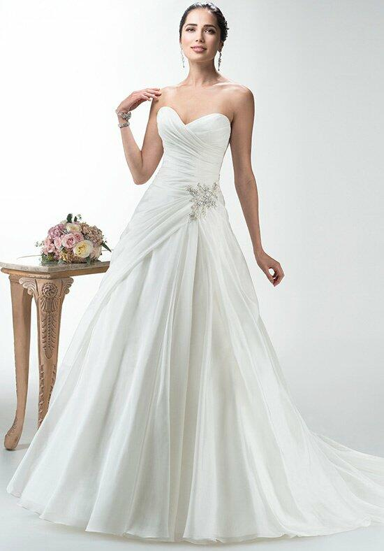 Maggie Sottero Leah Wedding Dress photo