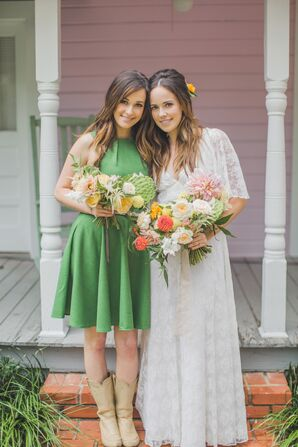 Kelly and Kacey Musgraves