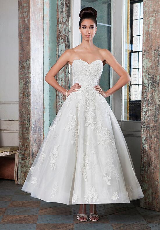 Justin Alexander Signature 9800 Wedding Dress photo