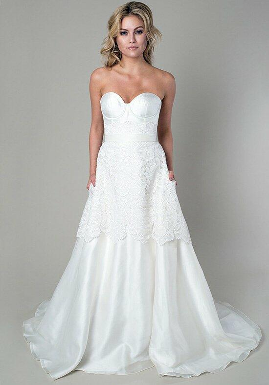 heidi elnora Chloe Alana Wedding Dress photo