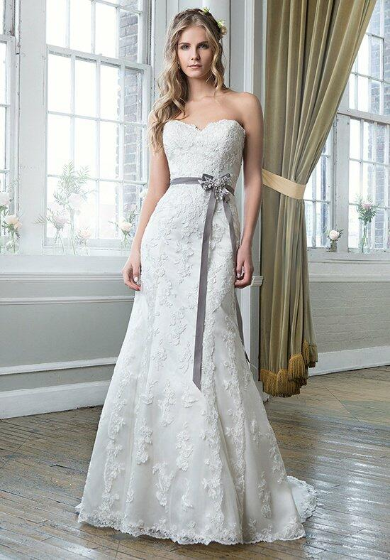 Lillian West 6371 Wedding Dress photo