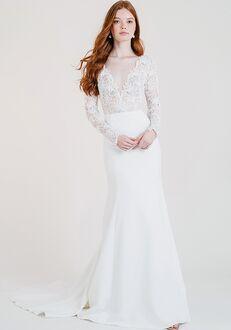 Jenny by Jenny Yoo Veda Sheath Wedding Dress