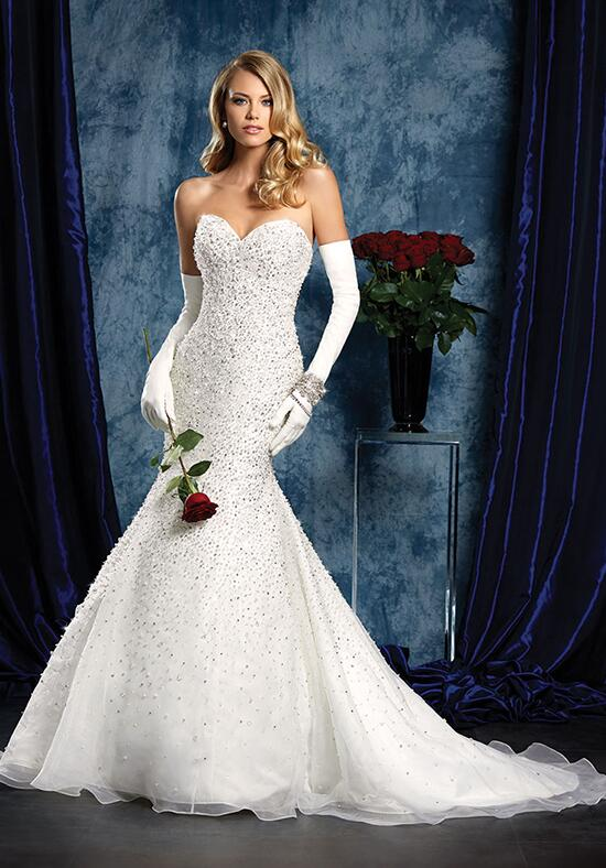 Sapphire by Alfred Angelo 967 Wedding Dress photo