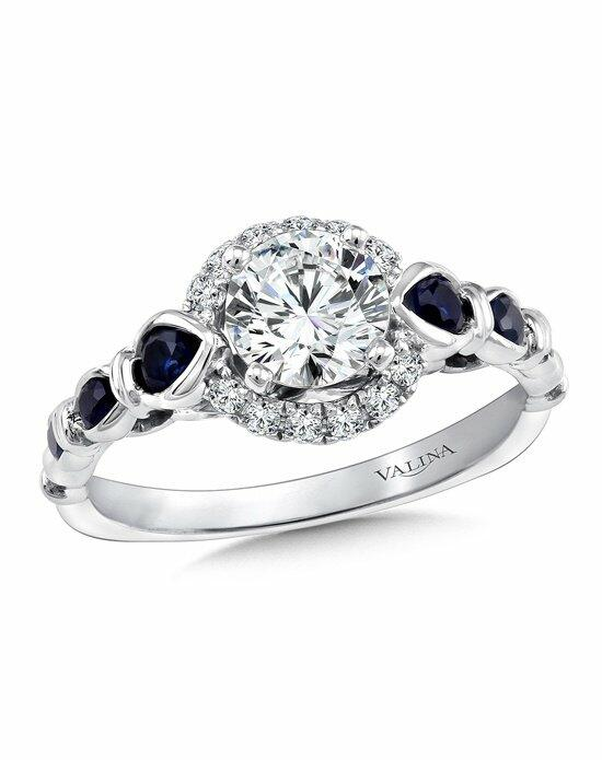 Valina R9376W-BSA Engagement Ring photo