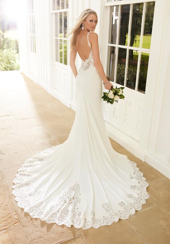 Martina liana 753 wedding dress the knot for Wedding dresses the knot