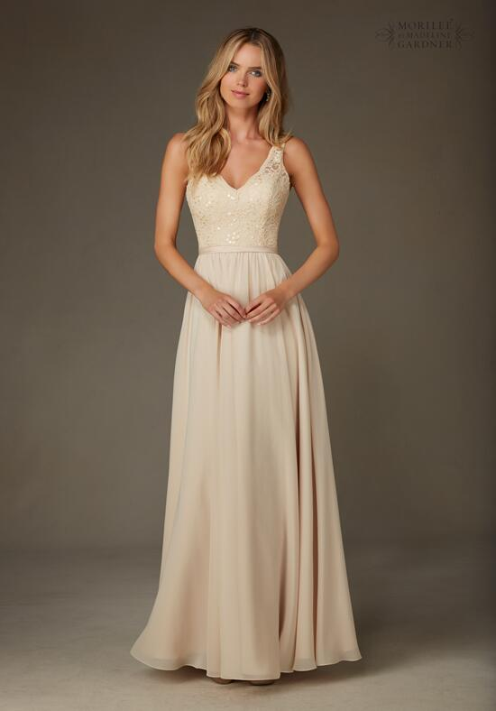 Mori Lee by Madeline Gardner Bridesmaids 122 Bridesmaid Dress photo