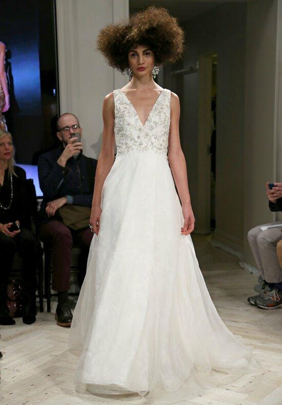 Badgley Mischka Bride Lana Wedding Dress photo