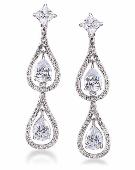 Carolee Jewelry 7948EP4123 Wedding Earrings photo