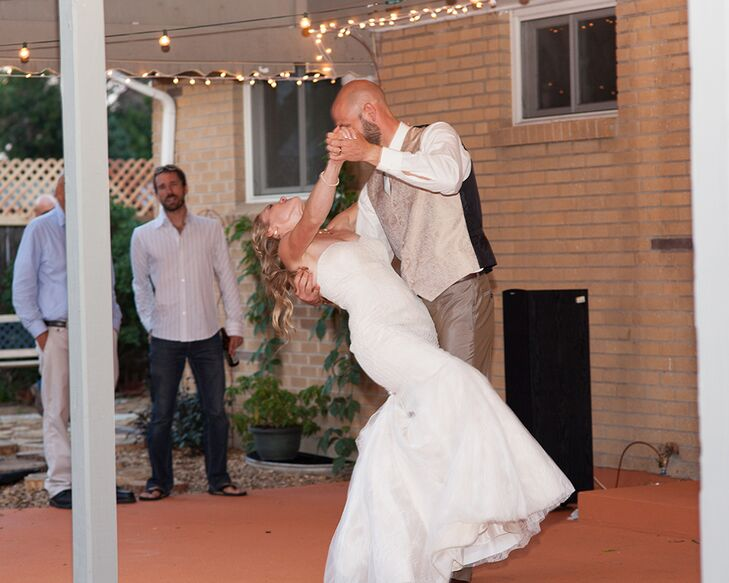 Sharon and Eric First Dance