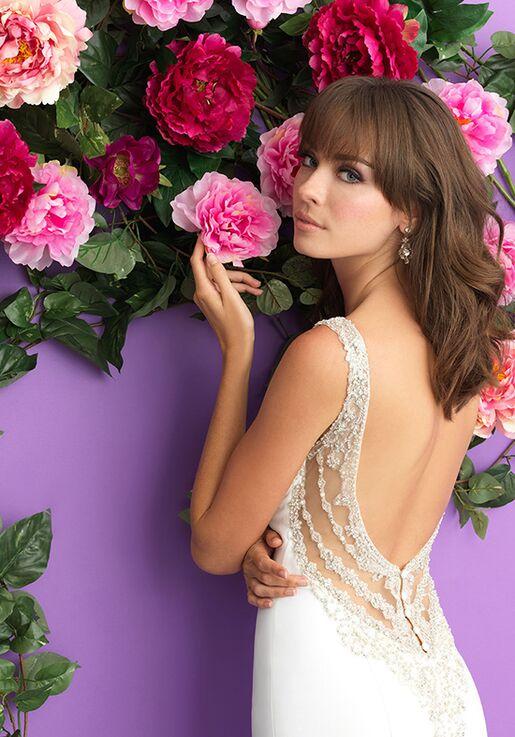 Allure Romance 3013 Sheath Wedding Dress
