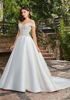 Casablanca Bridal 2401-3 Kensington Ball Gown Wedding Dress