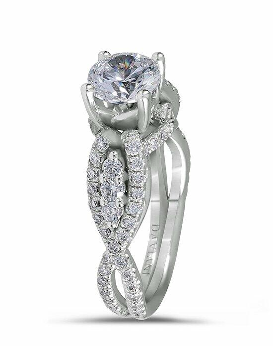 Daviani Love Links Collection DCR1079 Engagement Ring photo