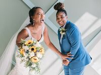 wedding in Redondo Beach, California