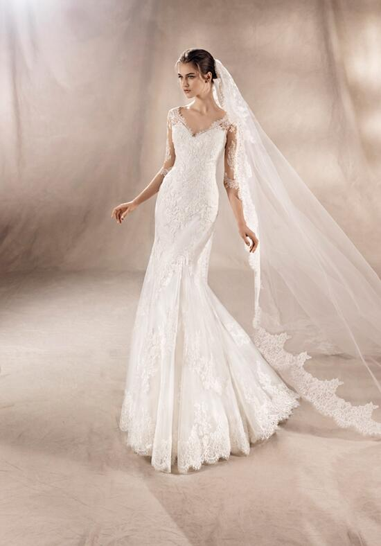 WHITE ONE YUANA Wedding Dress photo
