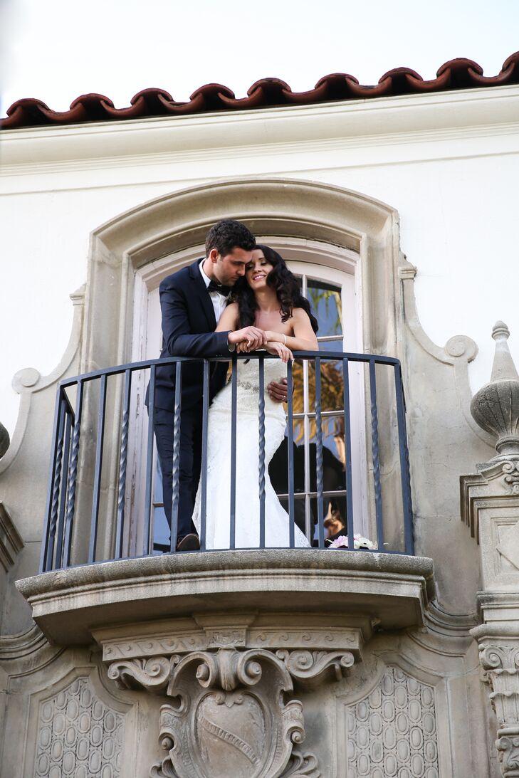 Muckenthaler Cultural Center Romantic Balcony