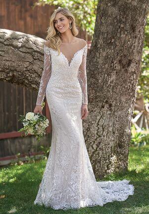 Jasmine Bridal F211006 Mermaid Wedding Dress