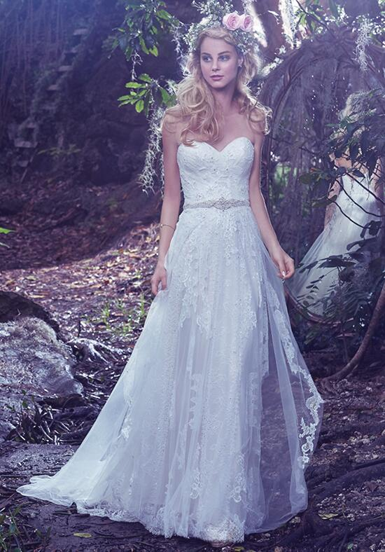 Maggie Sottero Bailey Wedding Dress photo