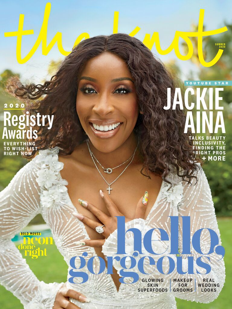 Jackie Aina The Knot Cover