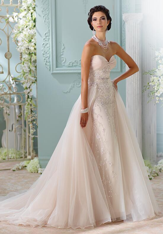 David Tutera for Mon Cheri 116228 - Edan Wedding Dress photo
