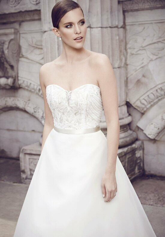 Paloma Blanca 4558 Wedding Dress photo
