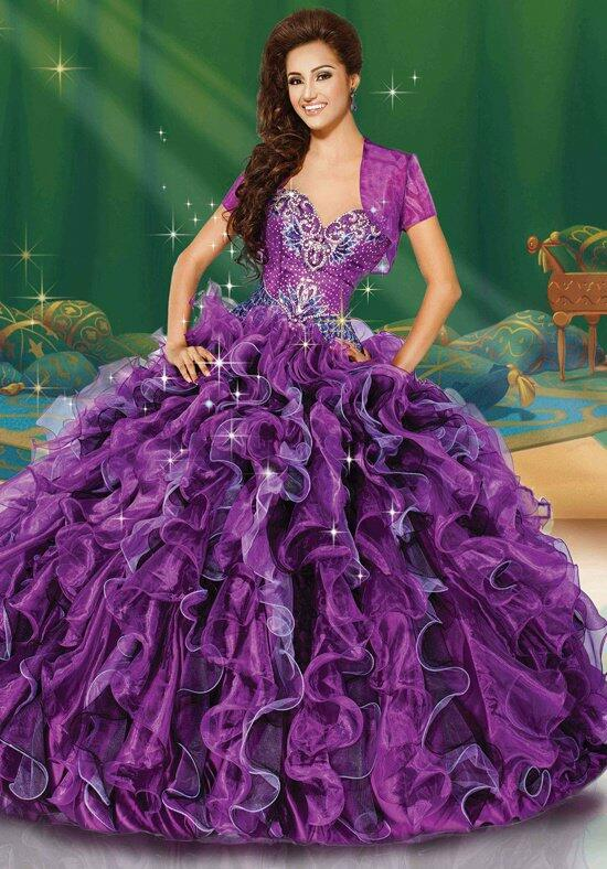 Disney Royal Ball 41081 Bridesmaid Dress photo
