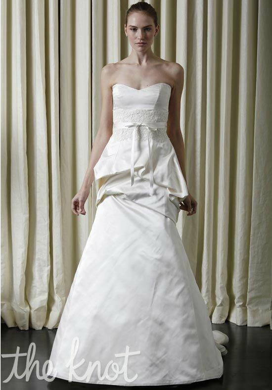 Monique Lhuillier Skye Wedding Dress photo