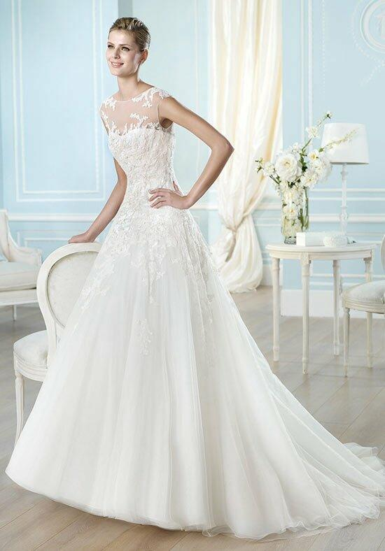 ST. PATRICK Glamour Collection - Halland Wedding Dress photo