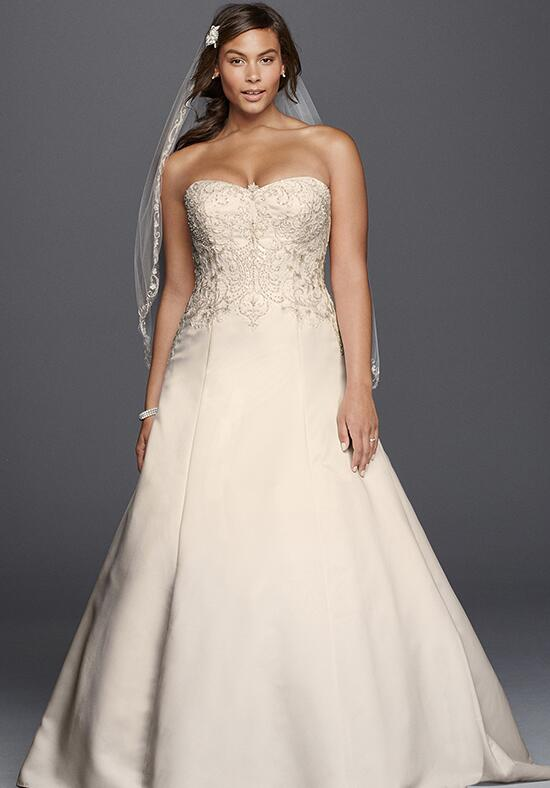 David's Bridal David's Bridal Woman Style 9WG3788 Wedding Dress photo