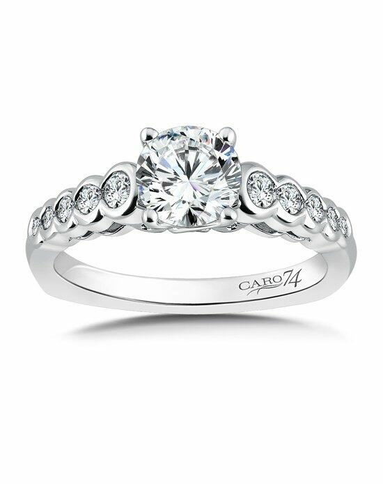 Caro 74 CR735W Engagement Ring photo