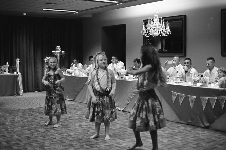 Hawaiian Dancer Performance