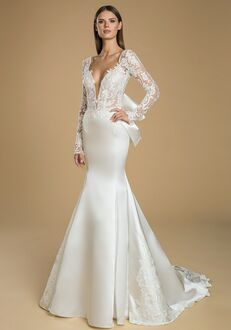 LOVE by Pnina Tornai for Kleinfeld 14858 Wedding Dress