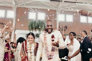 Wedding Recessional at BRICK in San Diego, California