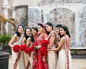 Indian Bridal Party Attire