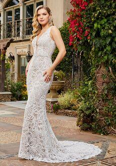 Casablanca Bridal 2400 Christine Sheath Wedding Dress