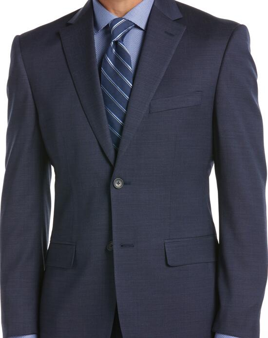 The Men's Wearhouse® Kenneth Cole® Blue Suit (AWEARNESS KENNETH COLE BLUE SLIM FIT SUIT SEPARATES COAT) Wedding Tuxedos + Suit photo
