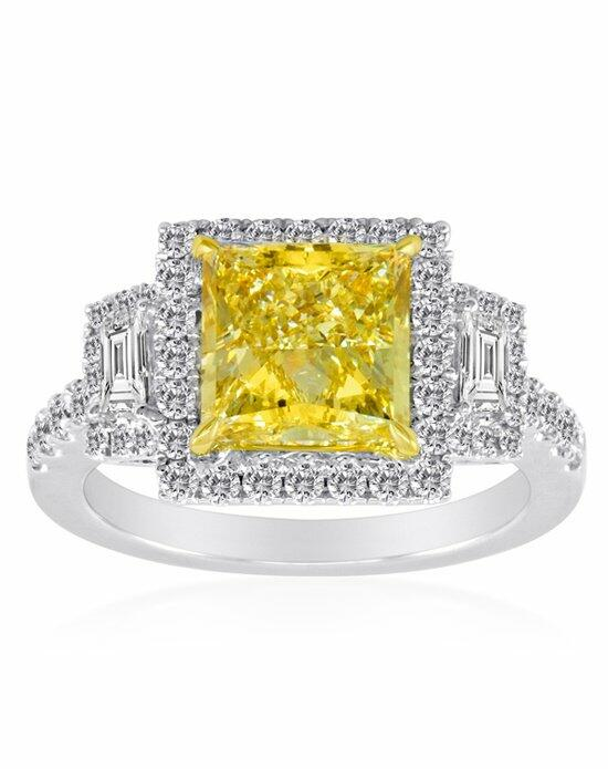 Roman + Jules KR1467WY-18K Engagement Ring photo