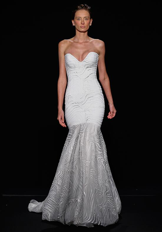 Mark Zunino for Kleinfeld 152 Wedding Dress photo