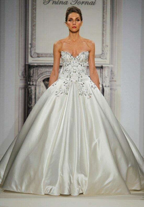 Pnina Tornai for Kleinfeld 4273 Wedding Dress photo