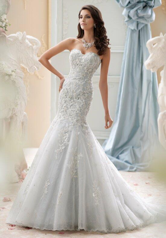 David Tutera for Mon Cheri 115232 Gia Wedding Dress photo