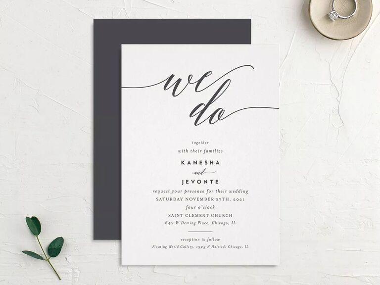 free wedding invitations we do