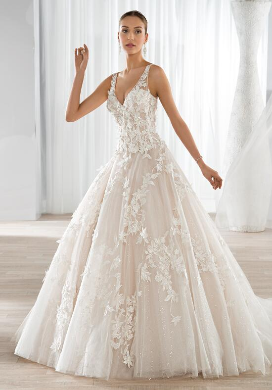 Demetrios 640 Wedding Dress photo