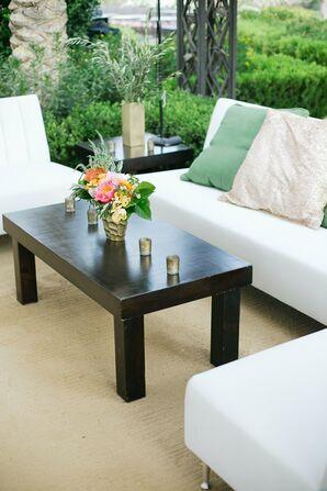 Sleek Modern Lounge