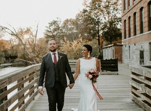 Paola Ozuna (28 and a nonprofit program manager) grew up in the Dominican Republic and Michael Pelletier (31 and a digital marketing manager) hails fr