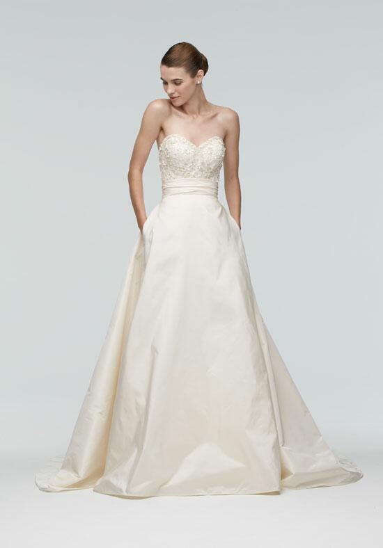 Watters Brides Taryn Bustier 9015B / Anita Skirt 9056B Wedding Dress photo