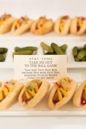 Mini Hot Dog Appetizers