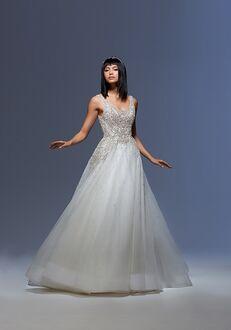 Lazaro Sylvia/32008 Ball Gown Wedding Dress